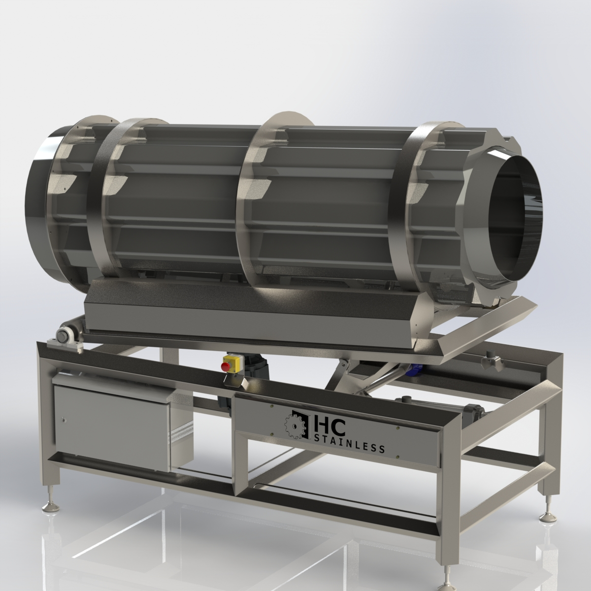 Rotary Seasoning Drum RSD-820