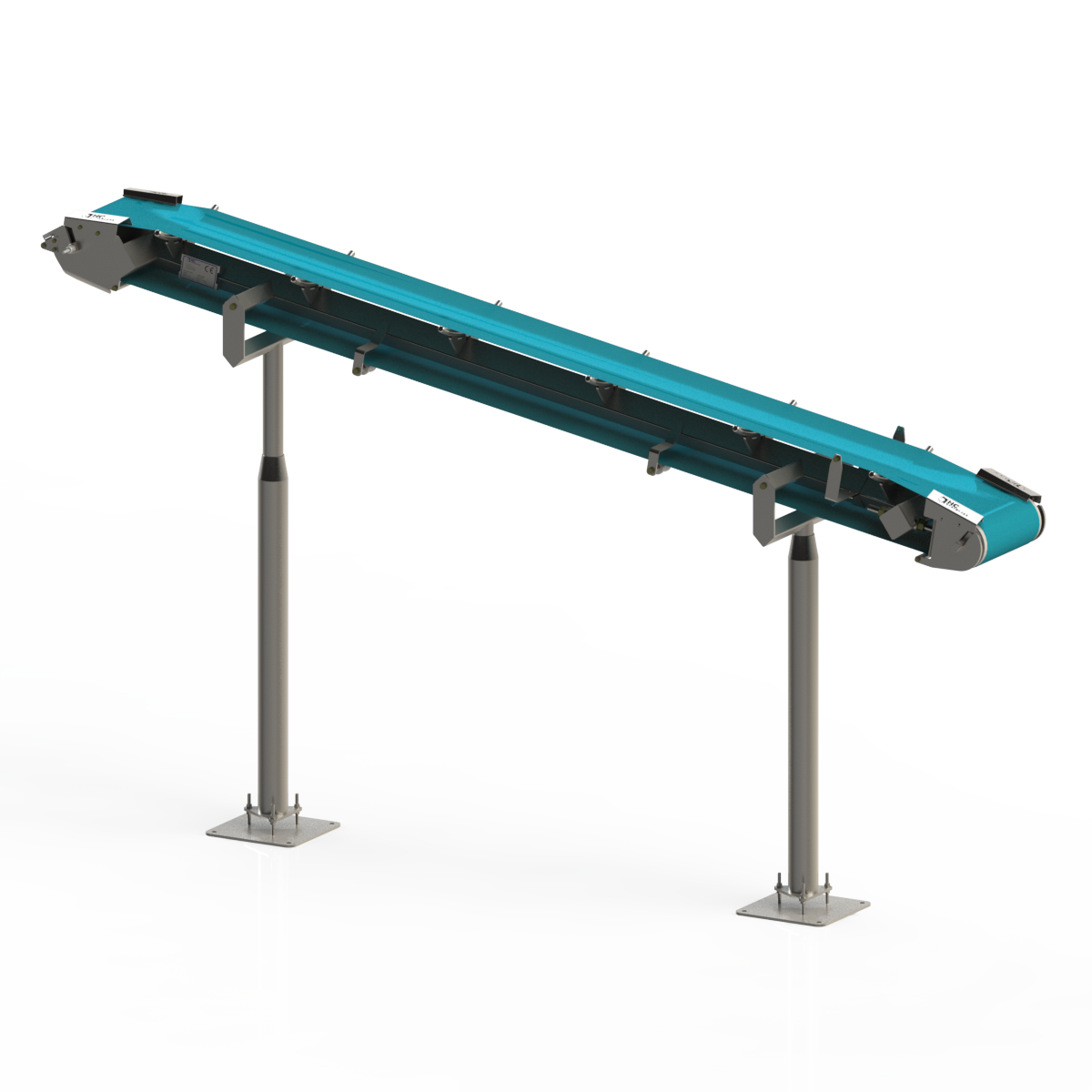 Inclining conveyor